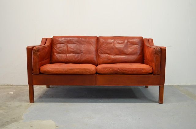 Bank van borge mogensen ontwerp 1962 voor frederica furniture te