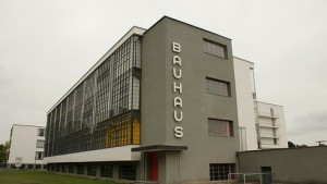 Het Bauhaus in Dessau
