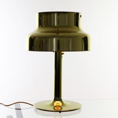 Tafellamp van Anders Pehrson uit 1968 voor Atelje Lykton Ahus Sweden. Te koop bij Vervlogen Jaren, prijs op aanvraag