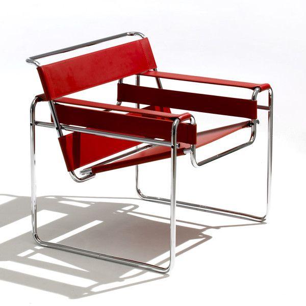 wassily chair marcel breuer 1925 room for vintage. Black Bedroom Furniture Sets. Home Design Ideas