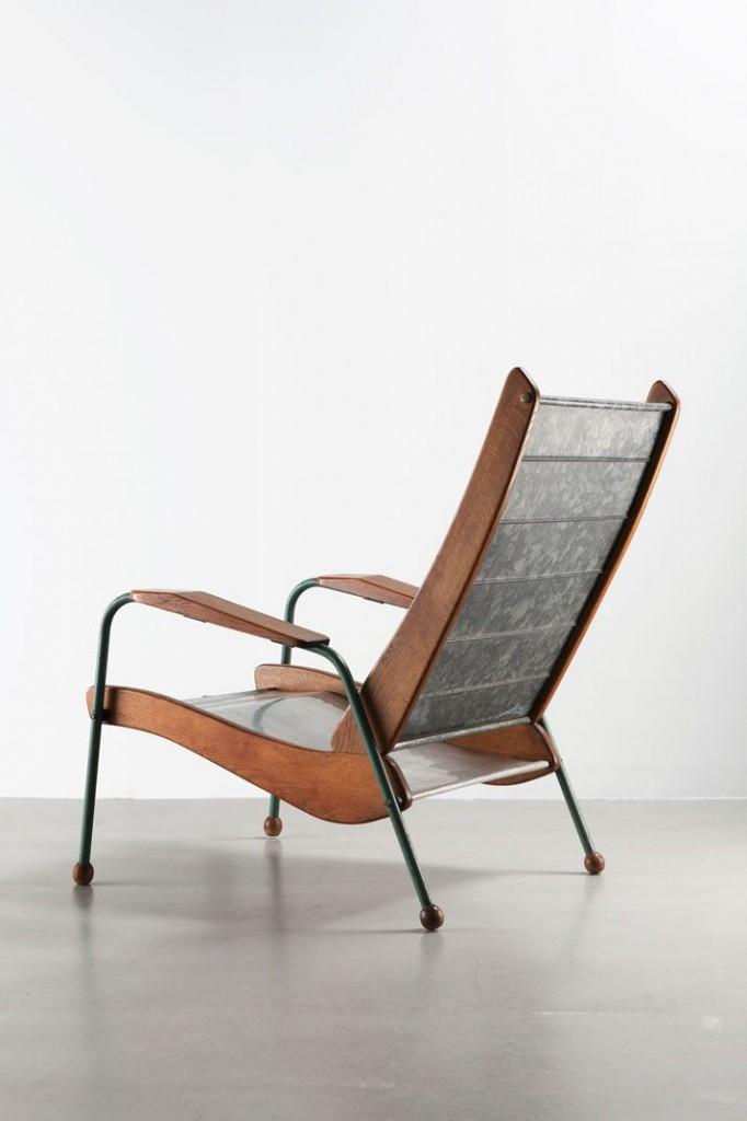 Colonial chair nr 352, ontwerp 1952